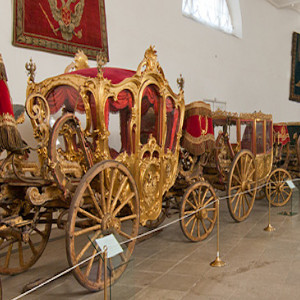 Court Carriages at Tsarskoe Selo