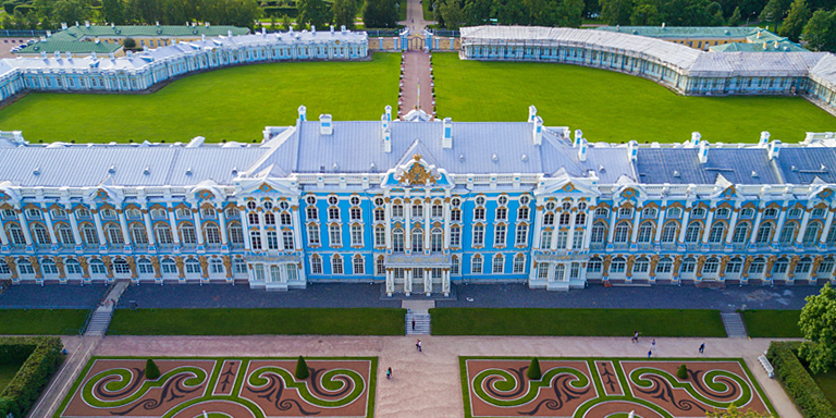 Catherine Palace Tour II