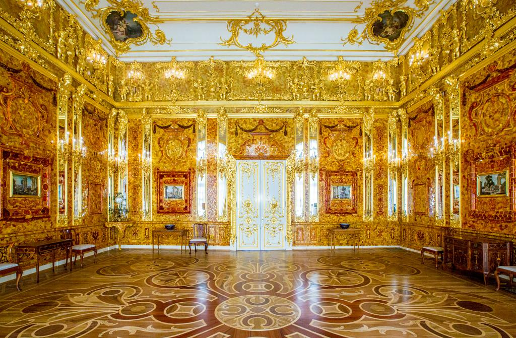 Amber Room of Catherine Palace