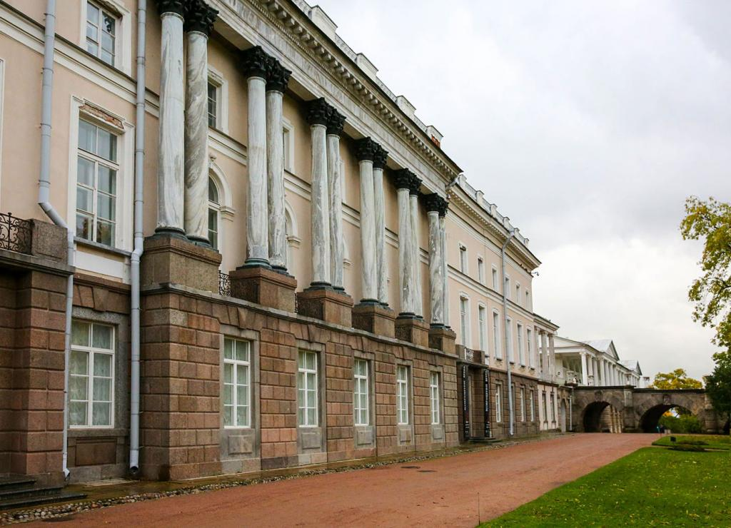 Zubov Wing of Catehrine Palace