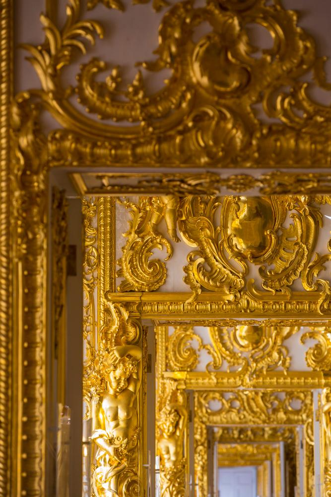 Golden Enfilade (Suite of State Rooms)