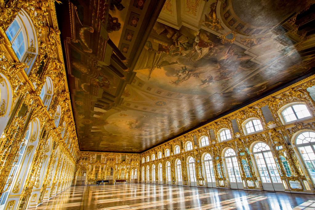 Great Hall of Catherine Palace