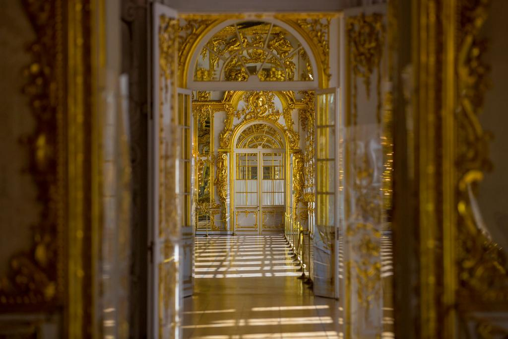 Suite of Staterooms of Catherine Palace