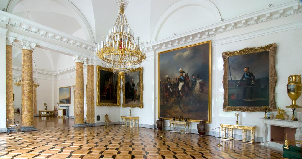 Portrait Hall